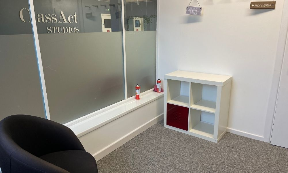 Voice Care has a new home in Class Act Studios Chepstow